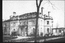 house of J. B. Ford Jr. (first house), Detroit, Michigan, United States
