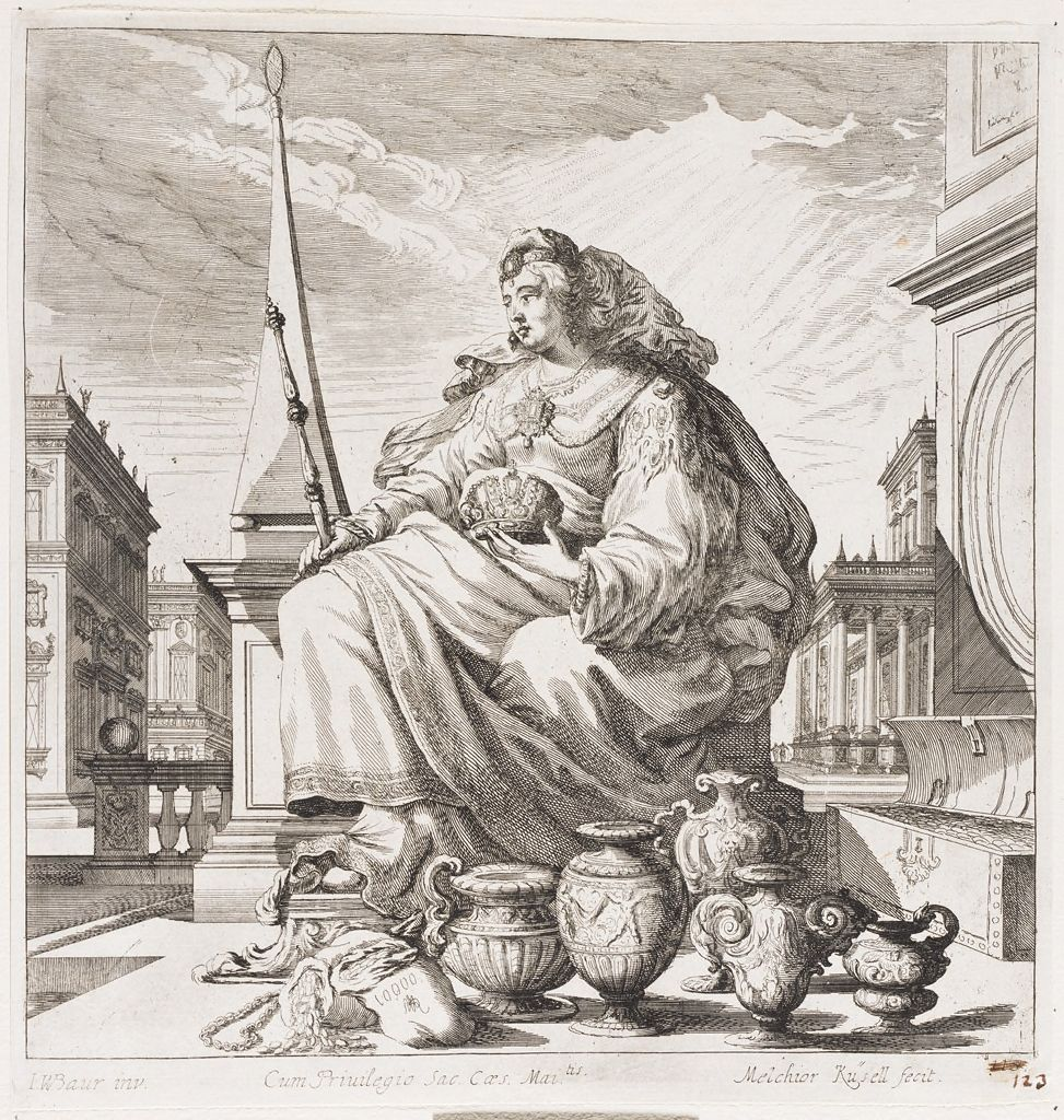 Allegory Of Riches And Magnificance