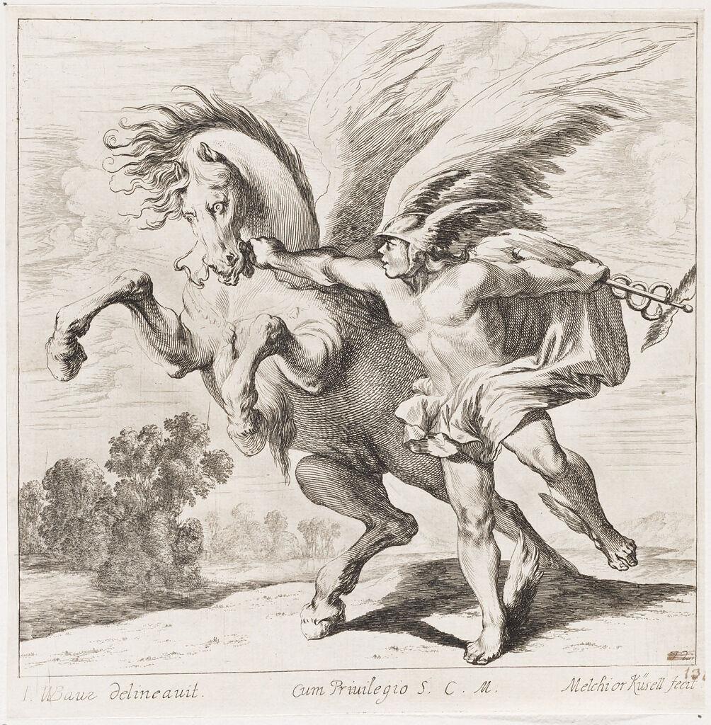 Mercury Arresting Pegasus
