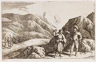 Pentheus Scorns the Prophecies of Tiresias