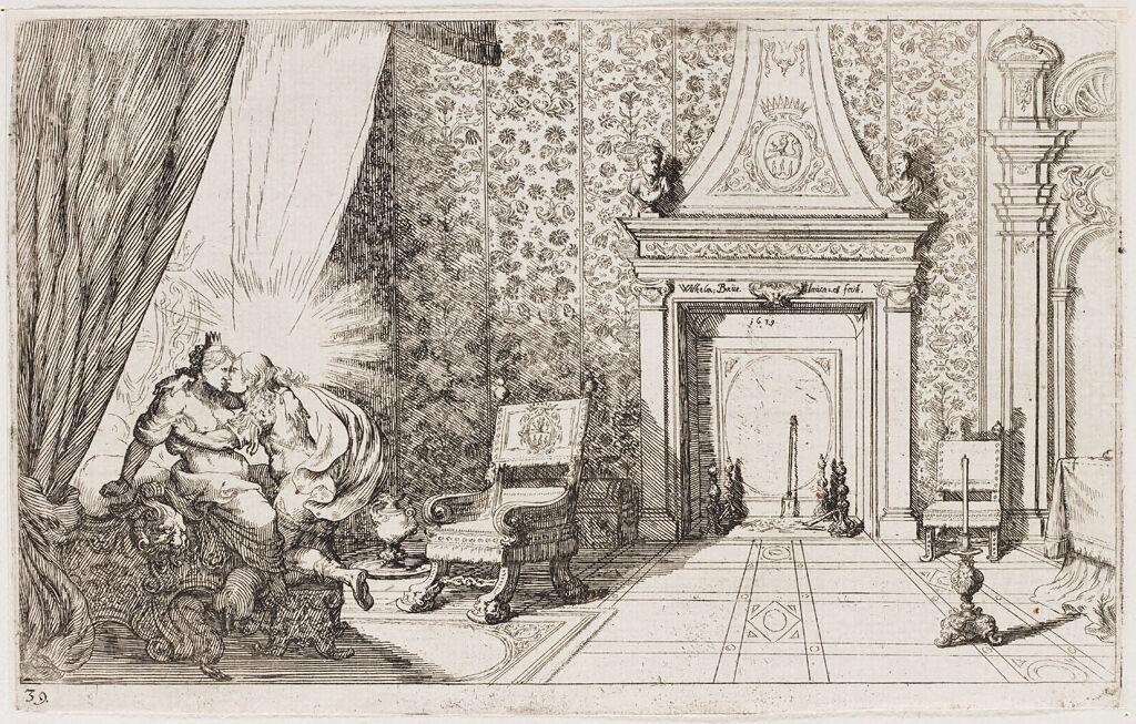 Apollo And Leucothoe
