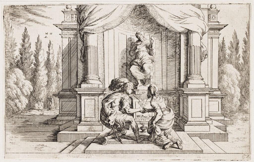The Wedding Of Jason And Medea