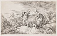 Procis Gives the Spear to Cephalus