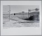 Trinity: site of the first atomic bomb test: 65 miles from Alamogordo. White Sands Missile Range, New Mexico 1988