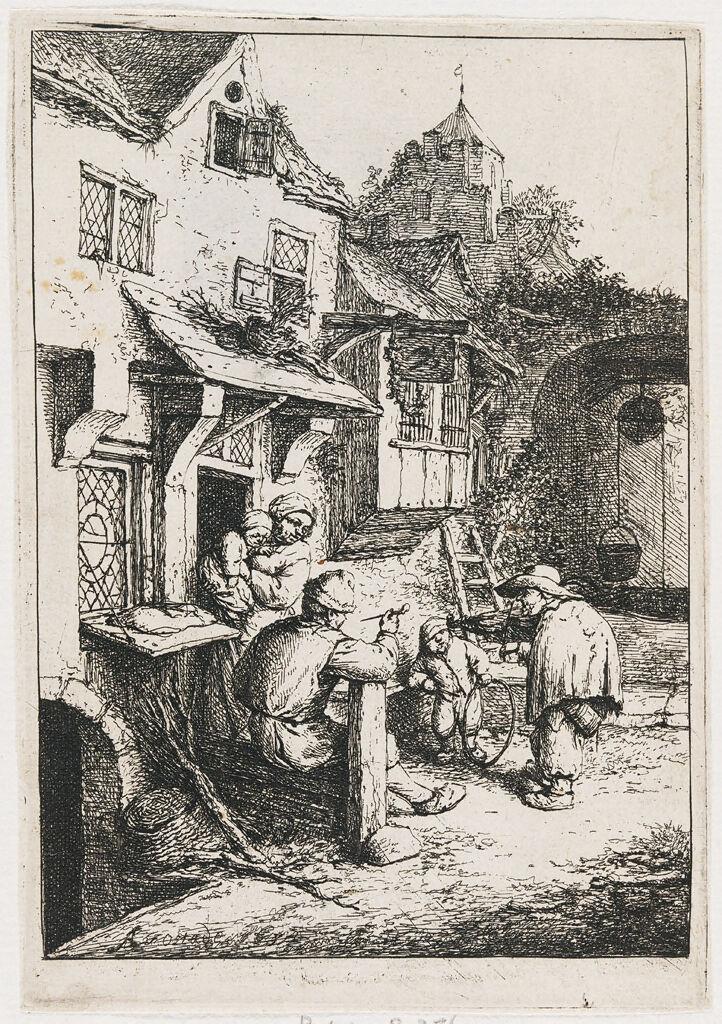 The Hunchbacked Fiddler