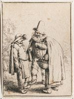 Three Grotesque Figures