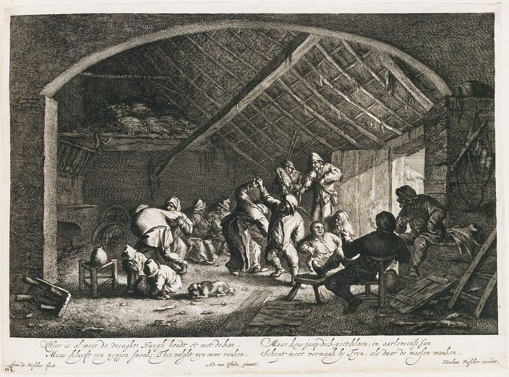 Dance In The Barn