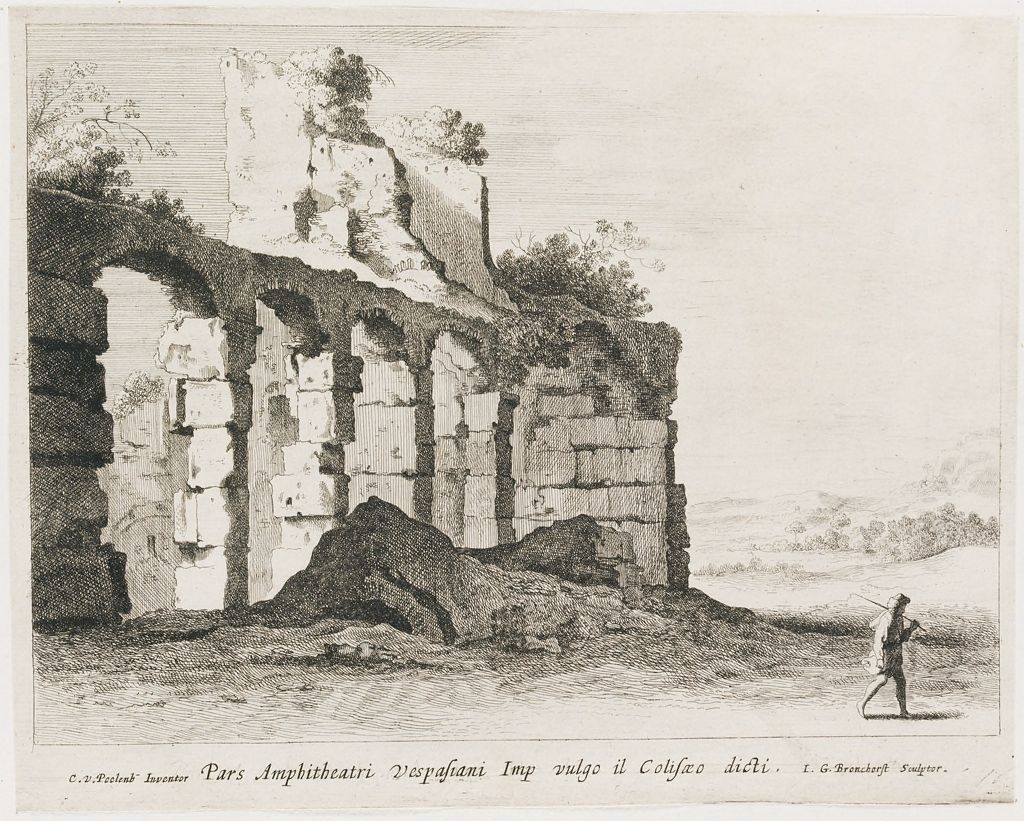 Ruins Of The Coloseum