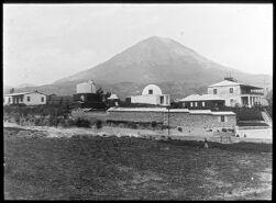 Arequipa Station, HCO, Peru. El Misti, bckgrnd.
