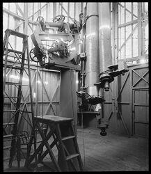 """13"""" Boyden refractor, HCO, Arequipa, Peru.   13 inch Boyden refractor, HCO, Arequipa, Peru"""