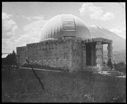 """24"""" Bruce dome, HCO Arequipa, Peru.   24 inch Bruce dome, HCO Arequipa, Peru"""