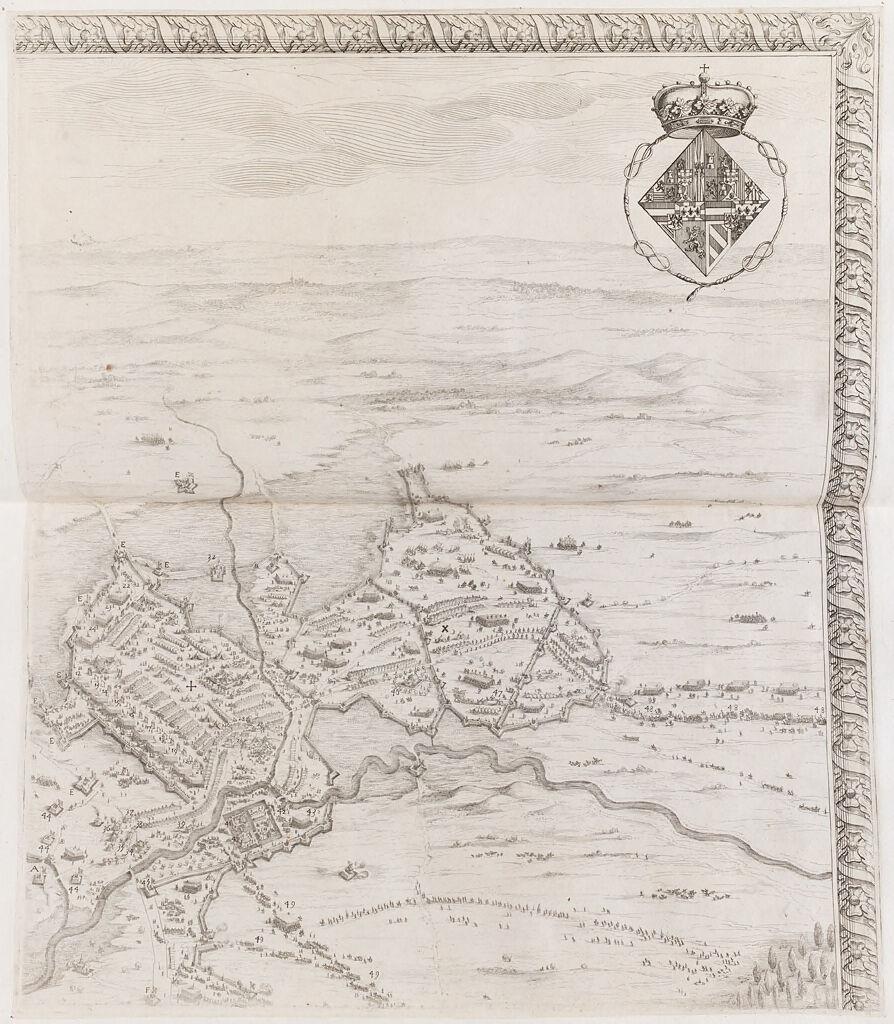 Siege Of Breda (Upper Right)