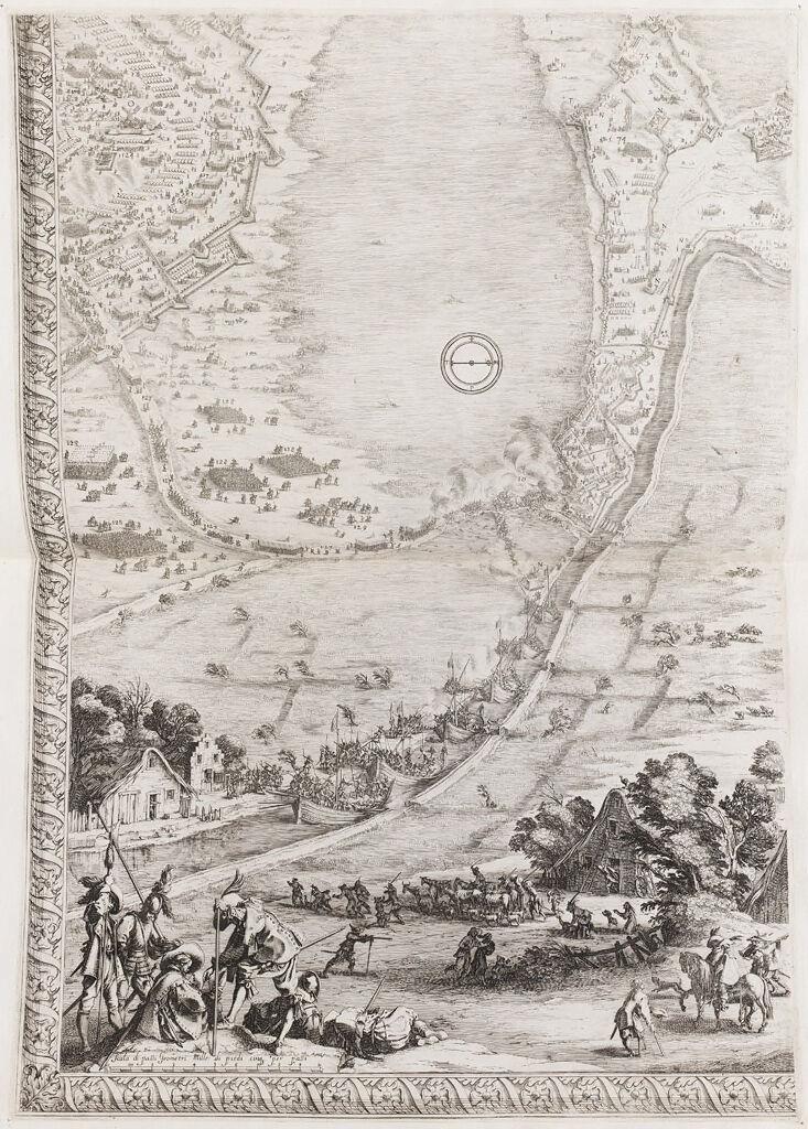 Siege Of Breda (Lower Left)