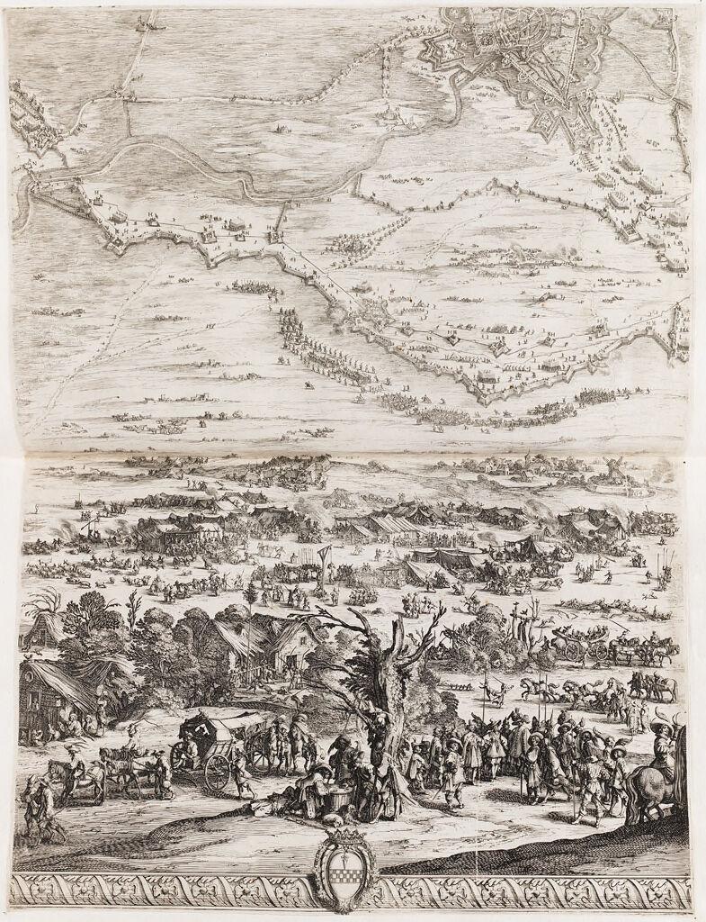 Siege Of Breda (Lower Center)