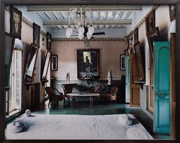 Drawing Room, Bose House, Howrah