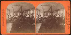 Gilding room