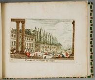 View of the Villa Medici