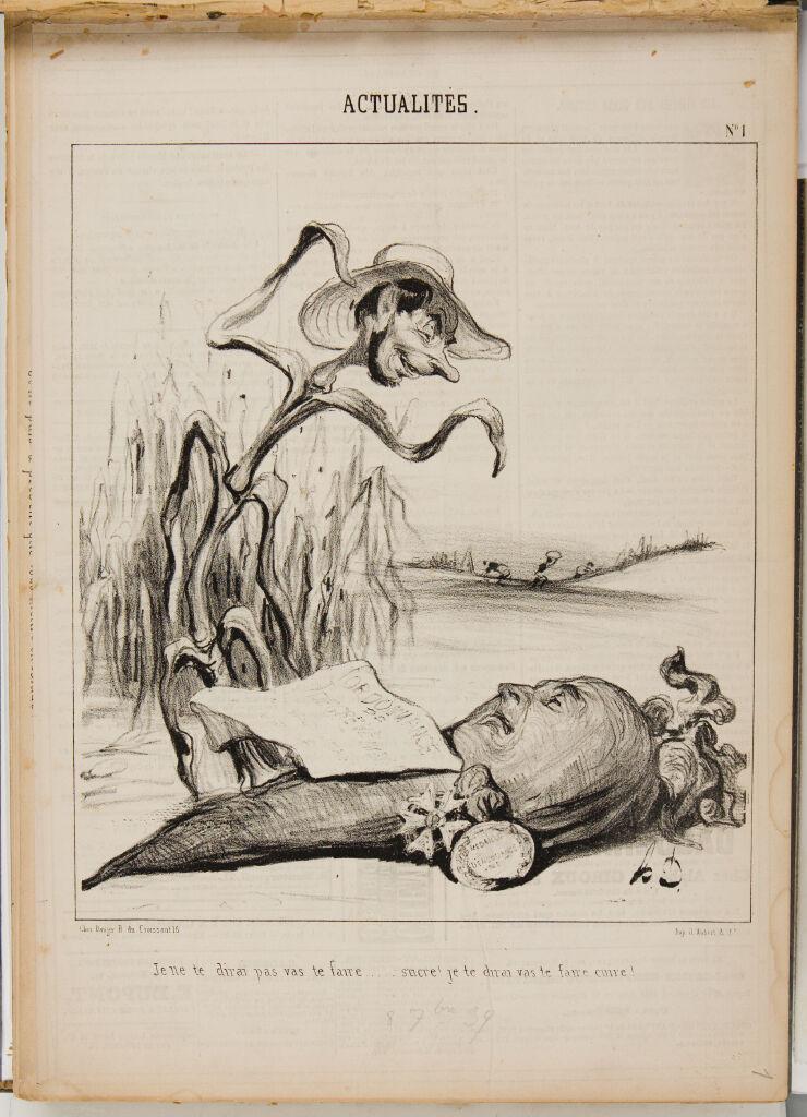 Pickhardt Vol. Ix: Charivari Lithographs By Daumier