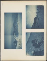 [Views of Misti and environs, 3 photographs]