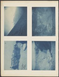 [Views of Misti and environs, 4 photographs]