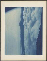 Cloud view from M. B. hut 6:00 a. m. Jan. 6 '94 N.E.E.