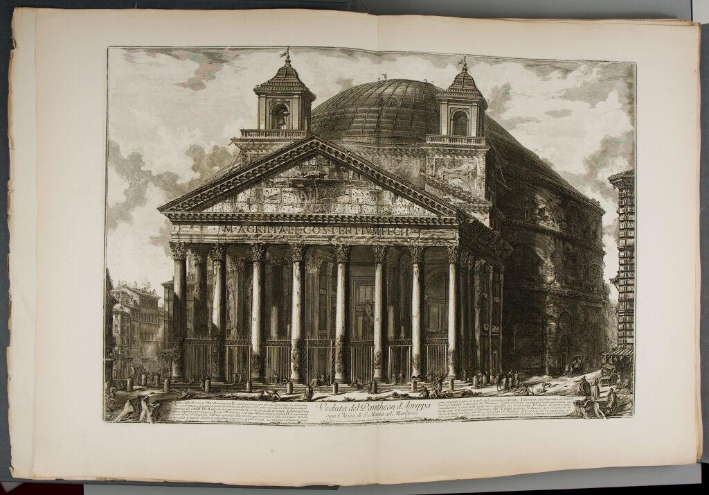 Volume 17: Views Of Rome