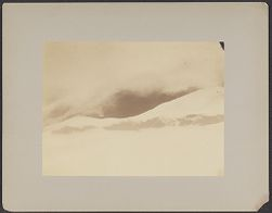 [View of mountains and clouds]