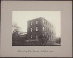 Astrophotographic Museum. April 26, 1902.