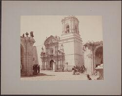 Church of La Compania, Arequipa