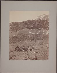 Camp on LC in background