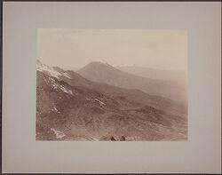 Part of Chachani, Misti, Pichi Pichu [and] Ubinas
