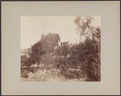 Ruins of Old Residence near Cayma