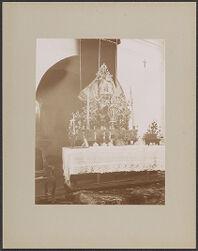 Altar of Cayma church