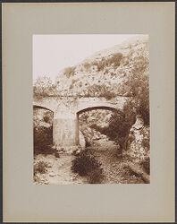 Ancient Aqueduct in Chilina