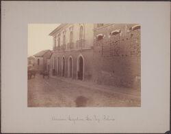 American Legation, La Paz, Bolivia]