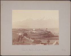 Observatory lot, from the south. May 14, 1891