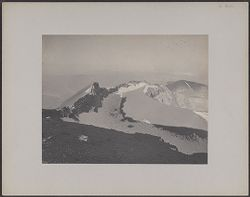 Crater of El Misti