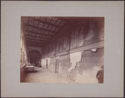 Corridor in Santo Domingo (Temple of Sun)
