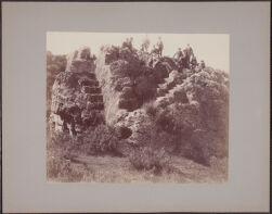 Rodadero, carved rocks etc
