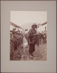 Water carrier, Sicuani