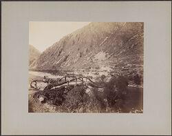 Ollantaytambo, bridge of withs