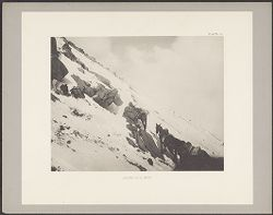 Ascent of El Misti, Plate III, [photographic print]