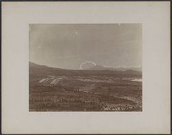 [View of land and mountains, Arequipa, Peru]