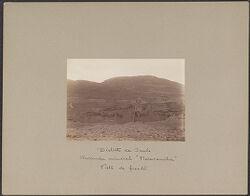 """Distrito de Tauli. Hacienda mineral """"Nerucancha"""" Vista de frente"""