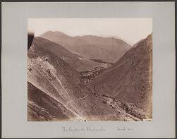 Quebrada de Urubamba, Tunel no. 1