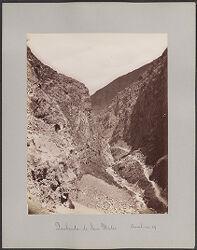 Quebrada de San Matéo, Tunel no. 29