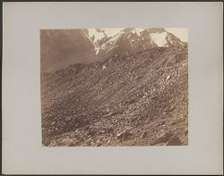 [View of mountainside]