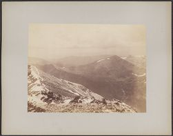 [View of mountain peaks]