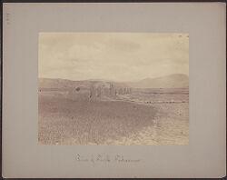 Ruins of Temple, Tiahuanuco