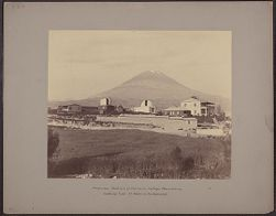 Arequipa Station of Harvard College Observatory, looking East El Misti in background.